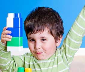 Logopädie - Kind mit 2 Jahren